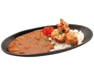 Kara-Age Curry