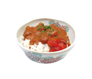 Min Curry Bowl