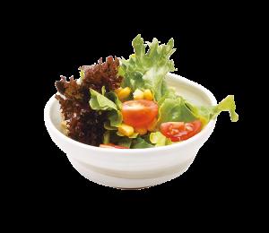Mini Goku Garden Salad